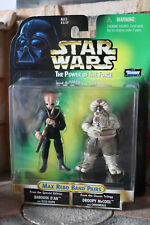 Barquin D'An & Droopy McCool Star Wars Power Of The Force 2 1998