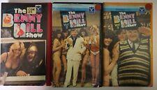 VHS - THE BENNY HILL SHOW VOLUME 1 2 3 di A.A.V.V. [MULTIVISION - THAMES VIDEO]