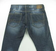 Men's SILVER  JEANS  ZAC 925 series Relaxed Straight Leg   size 38 / inseam 30.5