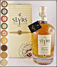 Slyrs Classic Single Malt Whisky DreiMeister Edel Schokolade deutscher Whiskey