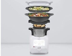 MONSIEUR CUISINE CONNECT THERMOMIX SILVERCREST with Wi-Fi LIDLOMIX MMC