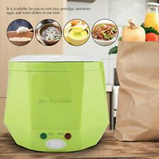 12V 100W 1.3 L Electric Multifunctional Rice Cooker Food Steamer for Cars