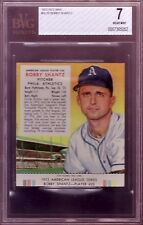 1953 RED MAN BOBBY SHANTZ CARD NO:AL 20 BVG 7 NEAR MINT