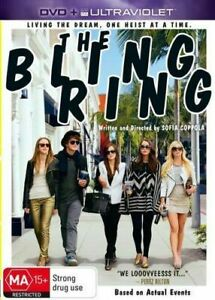 NEW The Bling Ring (DVD/UV) DVD Free Shipping NEW SEALED