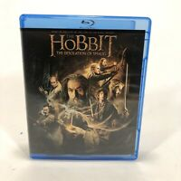 The Hobbit: The Desolations of Smaug Blu-Ray 3 Disc Set Content Codes (2013) EUC