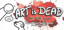 Art is Dead: the asdf book, Ridgewell, Thomas, Good, Hardcover