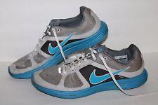 Nike Lunarracer 2 + Running Shoes, #385755-001, Grey/Blue, Men's US Size 11