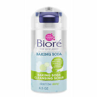 BIORE PORE FACE SKIN WASH Exfoliate ACNE BLACKHEAD REMOVER CLEANSER POWDER SCRUB