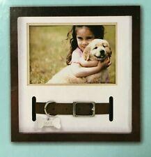 Pearhead Pet Collar Photo Frame Memorial Keepsake Frame