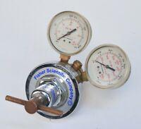 Fisher Scientific FS-50 Gas Pressure Regulator 60 / 4000 PSI