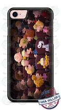 CHARLIE BROWN PEANUTS Animated Phone Case For iPhone 11Pro Samsung S9 LG Google