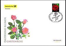 BRD 2008: Gartenrose! Post-FDC der selbstklebenden Nr 2675! Bonner Stempel! 1804
