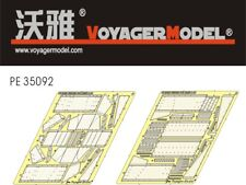 PE Fenders for Comet A-34 (For BRONCO 35010), 35092, 1:35 VOYAGERMODEL