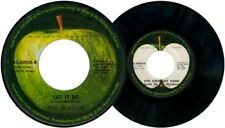 Philippines The BEATLES Let It Be 45rpm Record