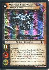 Lord Of The Rings CCG Foil Card MoM 2.R73 Watcher In The Water, Keeper Of Westg