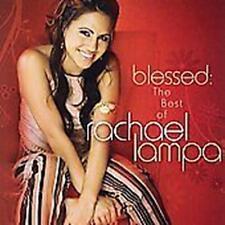 CD Rachael Lampa BLESSED THE BEST OF  christ Pop Worship NEU & OVP 17 Titel