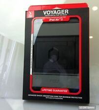 Peli VOYAGER Cover per Apple iPad Air 2 Black/Grey, c11030-p60a, guscio case, NUOVO
