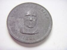 PRIMEMINISTERS OF CANADA WILFRID LAURIER 1896 COIN TOKEN  FREE DOMESTIC SHIPPING