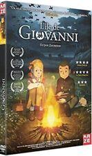 """DVD """"L'île de Giovanni""""      Mizuho Nishikubo NEUF SOUS BLISTER"""