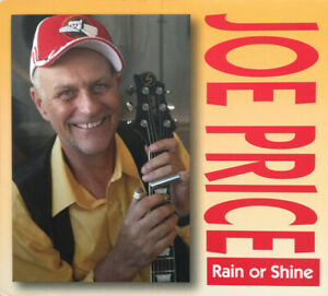 JOE PRICE rain or shine - CD blues
