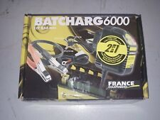 BATCharg6000 0.6a 12v universal battery charger & power supply - EU Plug