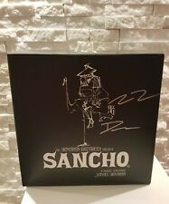 Angels &Gringos Monahan Brothers Sancho RARE only 50 made with signature