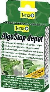 Tetra Algostop Depot (long term aquatic algae treatment fish tank aquarium)