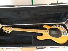 Music Man Sting Ray Bass 4 String w/Maple Neck