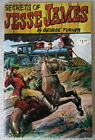 Secrets of Jesse James by George Turner (1975) 64 Page Book