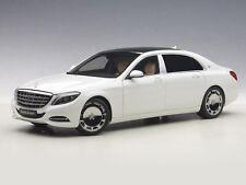 Mercedes-Maybach S-Klasse (S600) White 1:18 AUTOart
