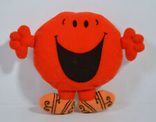 "RARE 1999 Mr Noisy 5"" McDonald's EUROPE Plush Stuffed Figure Little Miss Men"