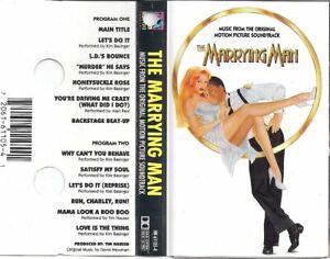 Marrying Man Soundtrack (Cassette) NEW
