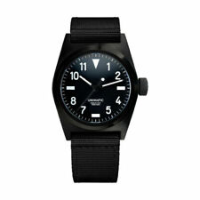 UNIMATIC Modello Due U2-BN 250 Limited Automatic Black Watch Japan Import NEW