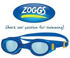 Zoggs Little Phantom Classic Swimming Kids Goggles Antifog In Blue (301562)