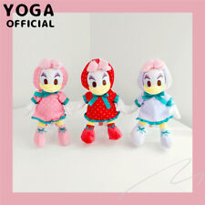 daisy duck strawberry stuffed plush doll dolls toy ornament gift gifts new