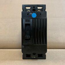 GE TE TE122100 2 Pole 100 Amp 240V Circuit Breaker