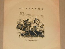 "Ultravox-Love 's great adventure - 7"" 45"