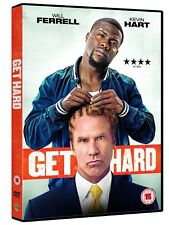GET HARD - WILL FERRELL - NEW / SEALED DVD - UK STOCK