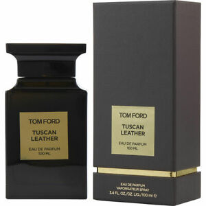 Tom Ford Tuscan Leather 100ml  3.4 oz 100 Ml Sealed Original New Unisex