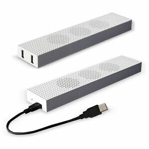 For Xbox One S Host Radiator Cooling Cooler Fan Exhauster Fans Dual USB Port
