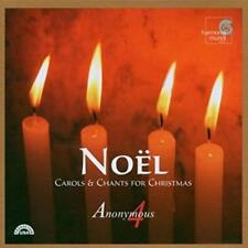 Anonymous 4 - Noel Carols and Chants for Christmas 4CD NEU OVP