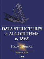 Data Structures and Algorithms in Java 2nd edition (2002, Sams)