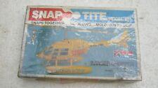 Monogram Snap-Tite Ranger Chopper Model Kit #1026 New Sealed in Box