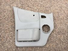 #1372 VIVARO NS NSF  N/S PASSENGER FRONT DOOR CARD 91165801 7700313074 MANUAL PU