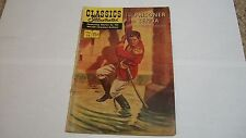 1950-the prisoner of zenda no#76  classics illustrated comic book