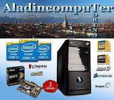 COMPUTER DESKTOP INTEL i5 6500+ASROCK H110M-DVS+VGA+12GB DDR3 1600+HD 1TB SATA3