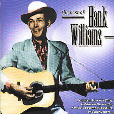 Best Of (Master) by Hank Williams (CD, Mar-2000, Mastersong)