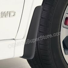 OEM 2014 2015 Kia Sorento SPLASH GUARDS MUD FLAPS 4pc MUD GUARD Set Base LX & EX