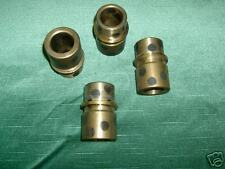4 - Bronze Bushings with Graphite Inserts - 1.25 Bore