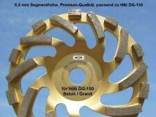 Diamante disco di levigatura disco abrasivo Ø 148 compatibile con Hilti DG 150